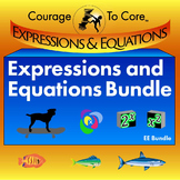 Expressions and Equations (EE) Bundle