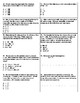 Equations and Inequalities Study Guide