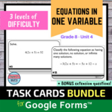 Equations in One Variable Unit Digital Distance Learning T