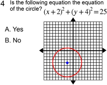 Equations of Circles, 3 Intro Lessons + 11 Assignments for PDF