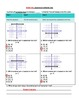 Equations of Horizontal Lines Worksheet