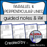Equations of Parallel and Perpendicular Lines - Guided Not