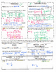 Equations of Parallel & Perpendicular Lines Notes & Maze