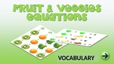 Equations-riddle game