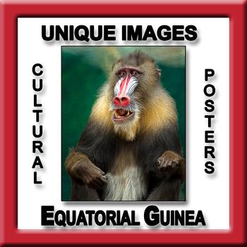 Equatorial Guinea in Photos Poster - Vertical