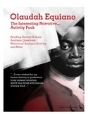"Olaudah Equiano's ""Interesting Narrative..."" Activity Pack"