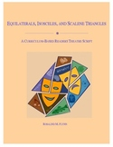 Equilateral, Isosceles, and Scalene Triangles Readers Theatre Script