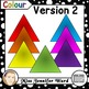 Equilateral Triangles Clipart