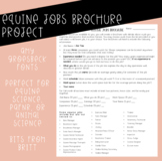 Equine Jobs Brochure Project