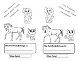 Equine Science/ Small Animal Management Interactive Notebo
