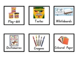 Equipment Labels for the Classroom
