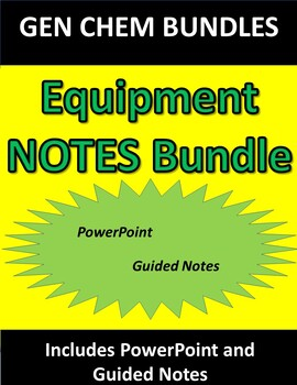 Equipment NOTES ONLY Bundle
