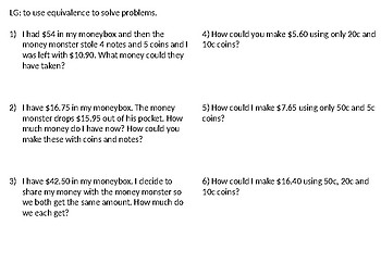 Equivalence Problems Level 2 and 3