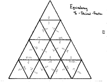 Equivalency Puzzle