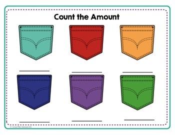 Equivalent Amounts: Money in my Pocket