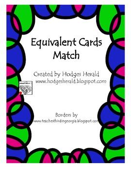 Equivalent Card Match