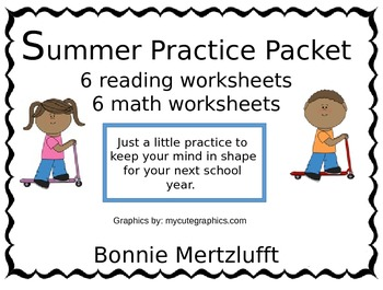 Summer Practice Packet