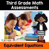 Equivalent Equations