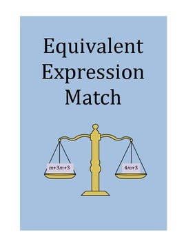 Equivalent Expression Match