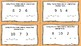 Equivalent Expression and Related Facts Task Cards