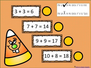 Equivalent Equations with Pictures and Numbers