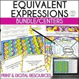 Equivalent Expressions Mini-Bundle