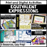 Equivalent Expressions Mini-Bundle