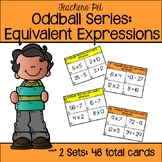 Equivalent Expressions: Oddball Cards