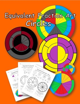Draw A Fraction Art