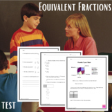 Equivalent Fraction Assessment