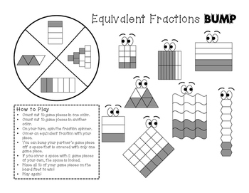 Equivalent Fraction Bump