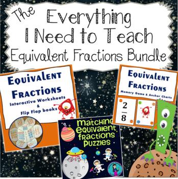 Equivalent Fraction Bundle