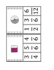 Equivalent Fraction Clip Cards