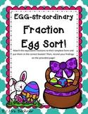 Equivalent Fraction Easter Egg Hunt!!!