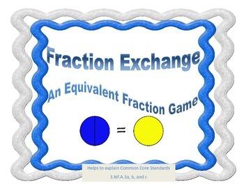 Equivalent Fraction Exchange