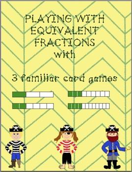 Equivalent Fraction Games