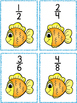 Equivalent Fraction Go Fish Game
