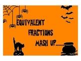 Equivalent Fraction Mash Up