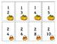 Math Centers Equivalent Fraction Match Halloween