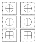Equivalent Fraction Matching Game