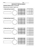 Equivalent Fraction Models