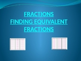Equivalent Fraction PowerPoint