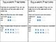 Equivalent Fraction Sets for Journal