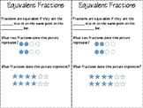 Equivalent Fraction Sets for Journal