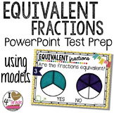 Equivalent Fraction Test Prep
