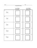 Equivalent Fraction Visual Model