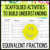 Equivalent Fractions Centers and Activities: A Fun Unit to Build Understanding