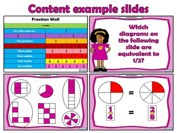 Equivalent Fractions 1