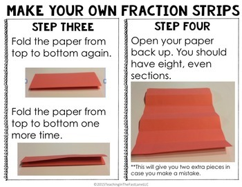 Equivalent Fractions Stations
