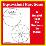 Fractions for First Grade | Fractions First Grade | Fractions Wheel